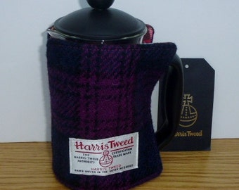 Harris Tweed Cafetiere Cosy