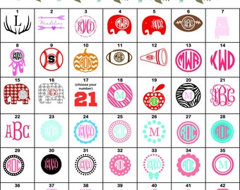 "6"" Vinyl Decal 