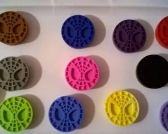 200 Spiderman Crayons, Superhero Crayons, Marvel Crayons