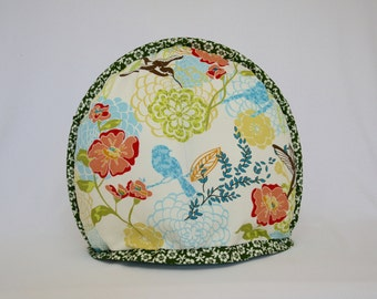 Tea Cozy, Teapot Cozy, Fabric Tea Cozy, Fabric Teapot Warmer, Tea Cosy