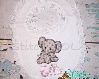 Baby Elephant Bib
