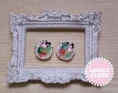 Sushi Earrings (Miniatures)