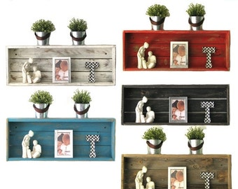 ON SALE Shadow Box--5 Colors Available!!