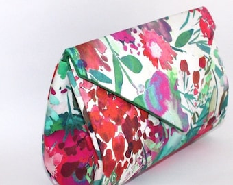 Clutchbag / bag AQUARELLE model