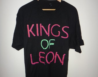 Kings Of Leon T Shirt indie Rock