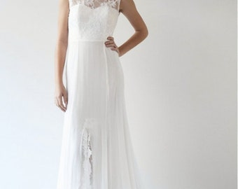 Lani Gown- SAMPLE GOWN