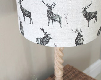 Stags Lamp shade