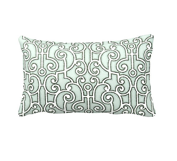 Light Green Pillow Cover Green Throw Pillow Cover Decorative