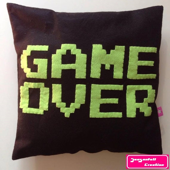 Cushion Game Over