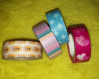 ON SALE! Washi Tapes - Your Choice!