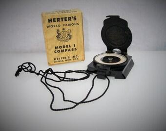Herter's Model 1 Compass