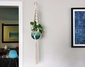 Macrame Patterns/Macrame Pattern/Pattern for Macrame Plant Hanger/Plant Hanger Pattern/DIY Macrame/Name: So Twisted