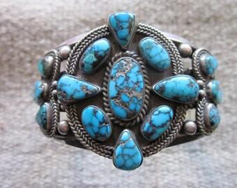 Native-American Cluster Bracelet