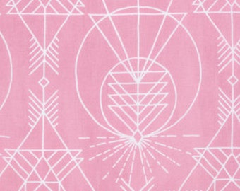 WANDER by Joel Dewberry for Free Spirit Fabrics - Native in Pink