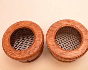 Honduran Mahogany full length cups for Grado headphones