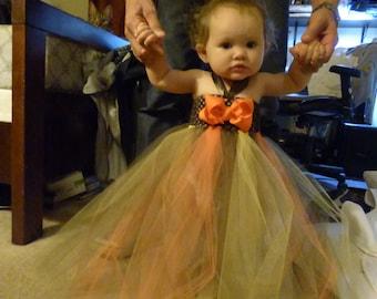 Fall Tutu Dress