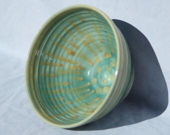 Large Celadon Serving Bowl