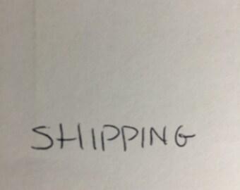Sandra S shipping -special