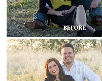 One Basic Photo Edit