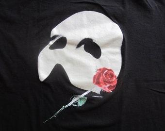 Vintage 1986 Phantom of the Opera T Shirt