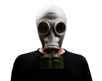 Gas mask GP-5. Scary gas mask was made in ussr for civil and military purposes. Great for Steampunk. Great for party