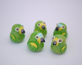 Amazon Parrot Ornament