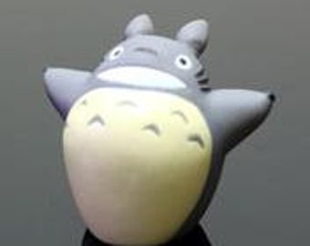 Totoro Character Figures Toys (Catbus / Mei Kusakabe / Totoro/ More)
