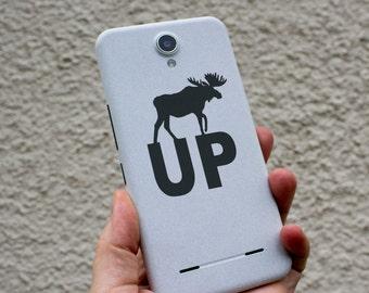 Upper Penninsula Moose UP decal