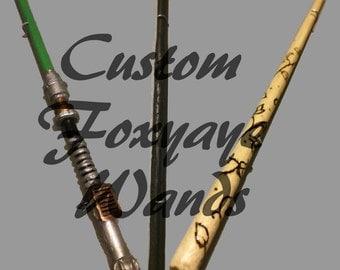 Custom Wand