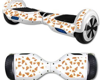 Skin Decal Wrap for Self Balancing Scooter Hoverboard unicycle Body By Pizza