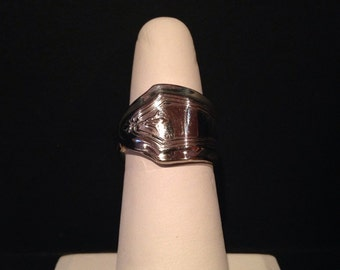 Silverware Ring Size 7