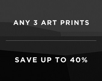 Print. Any 3 Prints SAVE up to 40%. Contemporary Art, Architecture & Interiors. Free Shipping!!!