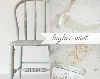 Miss Mustard Seed's Milk Paint- Layla's Mint