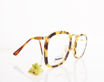 Vintage 1950s glasses man / glasses tortoise shell / small glasses in the style of 50 / Hipster, hippie,retrò, country chic,vtg