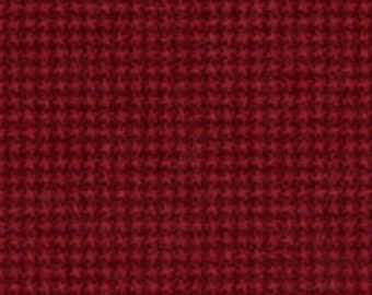 Woolies Flannel Red Houndstooth MASF18122-R3
