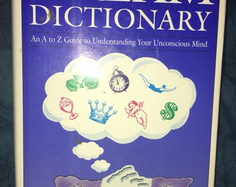 Tony Crisp's DREAM DICTIONARY