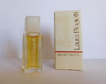 LAURA BIAGIOTTI perfume miniature