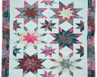 Diamonds are a Girl's Best Friend Quilt Pattern Download (802711)
