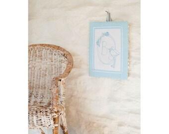 Baby Sampler Quilt Pattern Download 803309