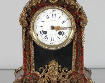 Dutch Friesian Schippertje Wall Clock Hand Painted