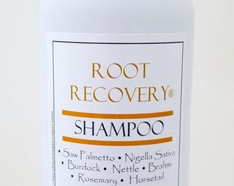 Root Recovery® Follicle Stimulating Shampoo, DHT Blocker, Organic Hair Growth Treatment, Hair Volumizer, Anti Hair Loss, Man or Women