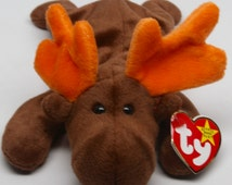 Unique Stuffed Moose Related Items Etsy