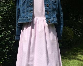 Pink dress size 8-10