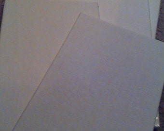 Art Canvases is set of 4 White Canvases is Fredrix Canvas