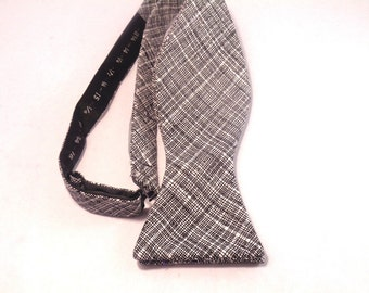 Char Bow tie, Bowties, Men's Bowties, Bowties for Men, Wedding Bowties, Church Bowties, Selftie Bowties