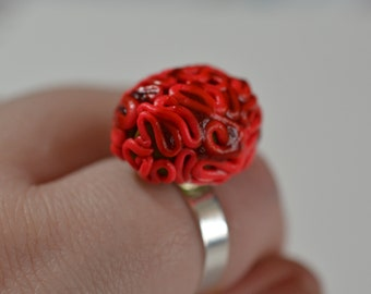 Bloody brain ring
