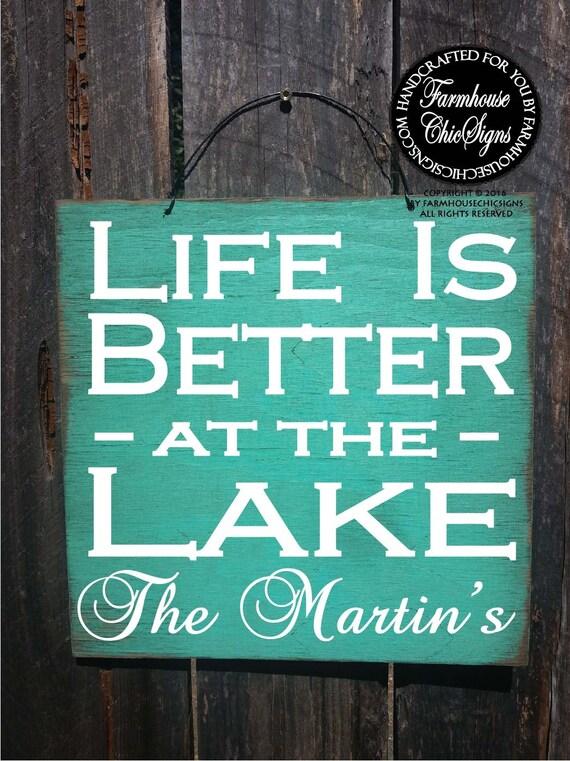 lake house decor, lake house sign, lake life, lake signs, lake decor, lake house decorations, lake Tahoe, lake house art, lake decor, 114