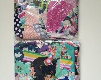Designer Fabric Scrap Bag 200g