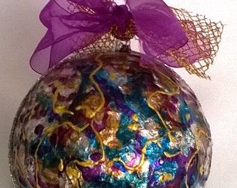 Christmas decoration - Christmas Ball Decorated