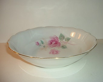 Forest Bavaria Moonglow pattern Round Vegetable / Serving Bowl